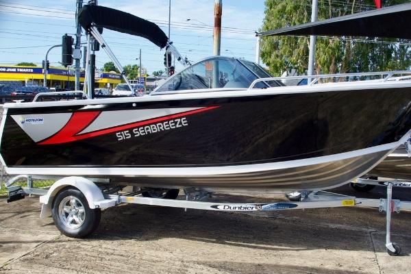 horizon seabreeze aluminium boat